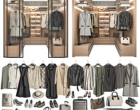 Walk-in Closet 98 part 1 3D model