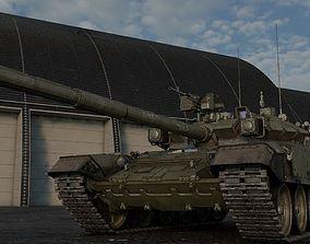 3D T-90 A