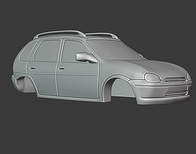 Opel Corsa Swing 3D print model