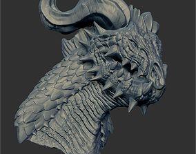 Dragonbust 2 3D print model