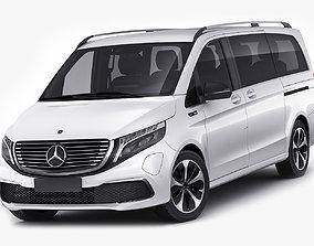 Mercedes-Benz EQV 2020 3D