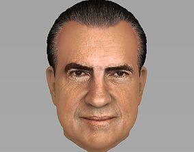 Richard Nixon 3D model