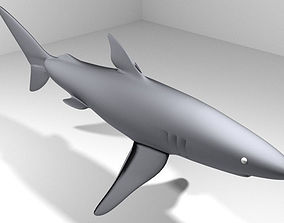 3D model Shark - Blueshark