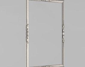 3D print model Frame for a mirror