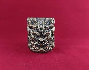 3D printable model Oni mug