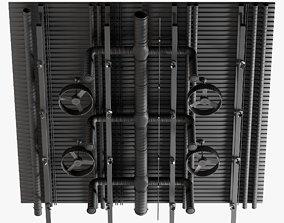 3D PBR Ceiling Ventilation 2