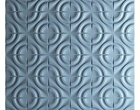 3D Habitarte Circle Wall form panels3d