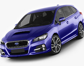 3D Subaru Levorg