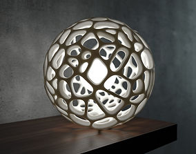 3D print model Voronoi sphere high quality version