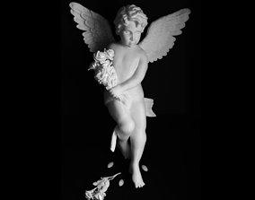 Sad Angel 3D printable model human
