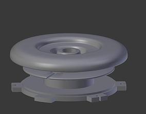 3D printable model Repair Bump Feed