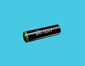 3D printable model Battery Cell