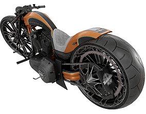 Thunderbike Production-R 3D asset