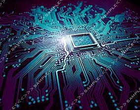 3D Quantum processor