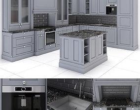 kitchen-set05 3D model