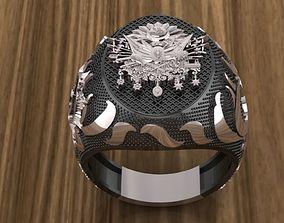 Men Ring 3D printable model rings