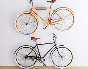3D Bicycle outdoor