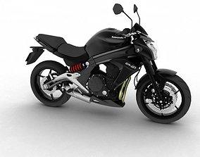 Kawasaki ER-6n 2012 3D model
