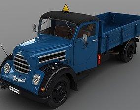 3D model Garant K30 1953