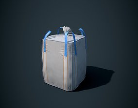 3D asset Industrial Bag