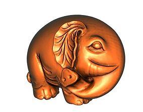 Elephant2 3D printable model