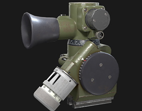 3D model Scope for the mg 34 machine tool