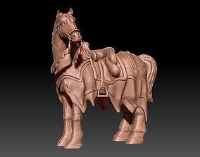 3D print model Horse