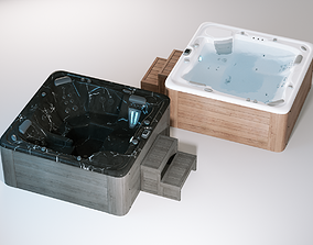 3D model Jacuzzi Hot Tub