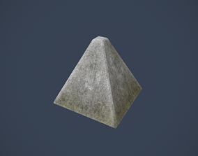 3D model Dragons Teeth