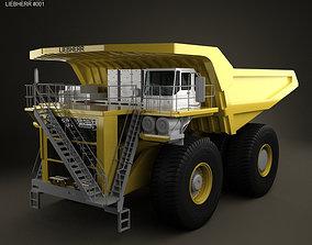 Liebherr T 282B Dump Truck 2012 3D