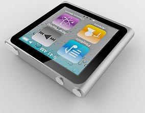 Apple iPod nano 6G 3D