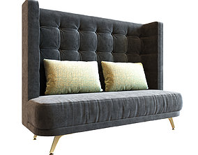 love-sofa 3D Sofa Loveseat