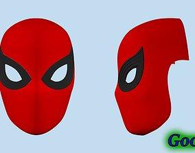 3D printable model Spider-Man Mask v2