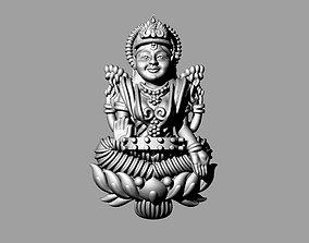 3D printable model laxmi bhagwan