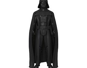 spacecraft Darth Vader 3D