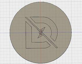 3D printable model DrLupos Logo