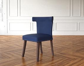 3D model Williams Sonoma Regency Side Chair