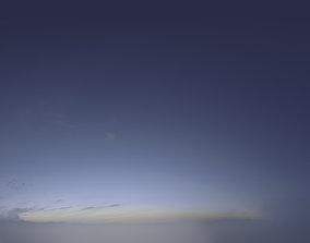 Skydome HDRI - Blue Moment skydome 3D