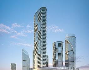 Cityscape 08 3D