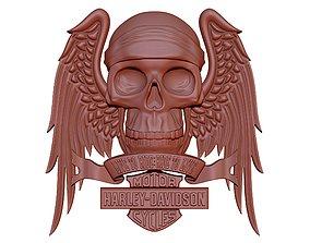 print Harley Davidson 3D print model