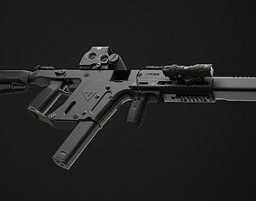 3D model Kriss Vector Gen 2 Sub-D
