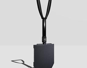 military shovel tool 3D