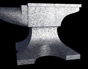 industrial 3D print model Anvil