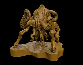 Moon Beast 3D printable model