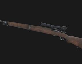 3D model realtime Springfield M1903