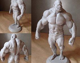 3D printable model Bobybuilder cartoon