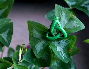 Celtic Knot - Trinity Pendant 3D print model