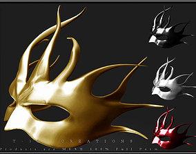 3D asset MASK 06