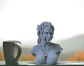 3D print model Flower Girl