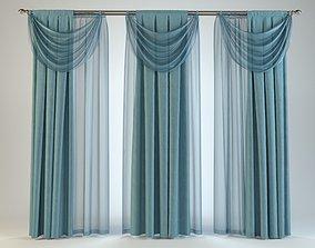 3D model Curtain 13